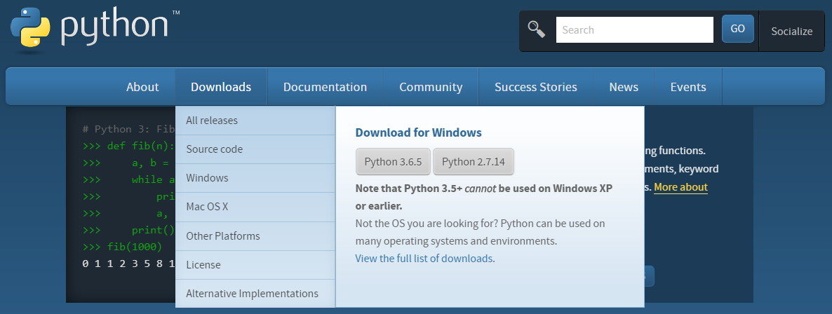 Python tools and resources for learners