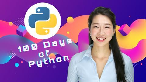 python pro bootcamp Angela Yu